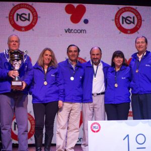 SURA 1er lugar clase IRC 4
